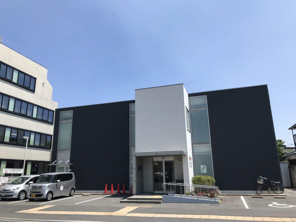 ライトハウスライブラリー建物