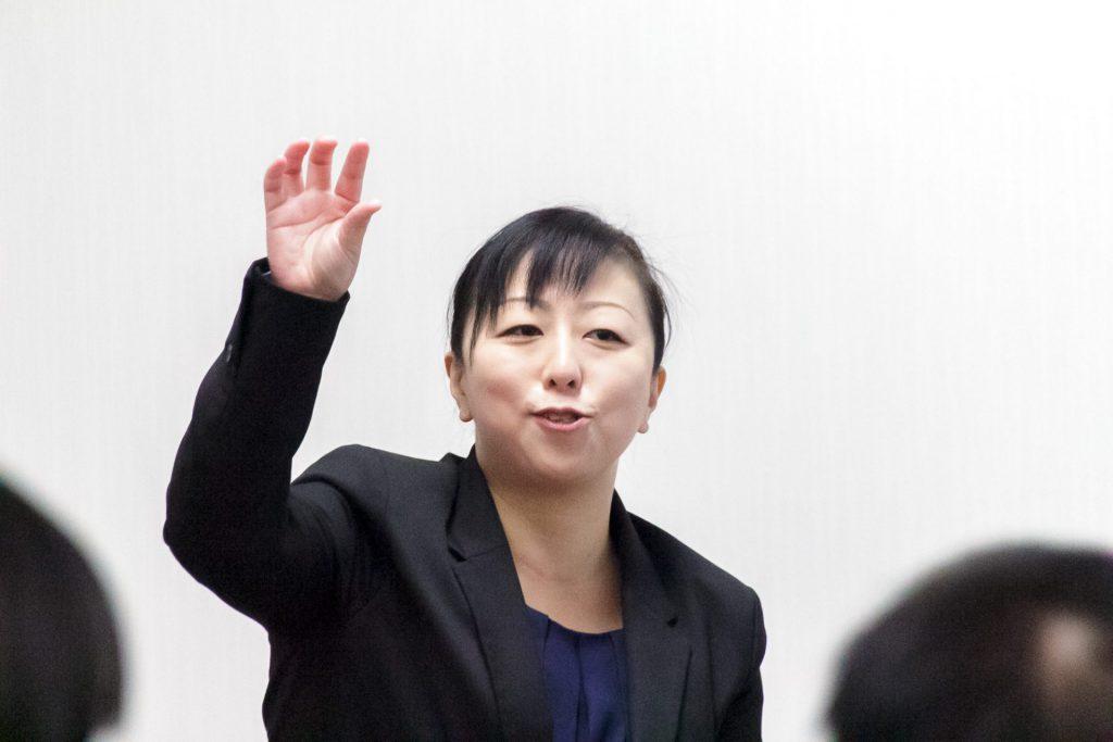 中島裕子さん